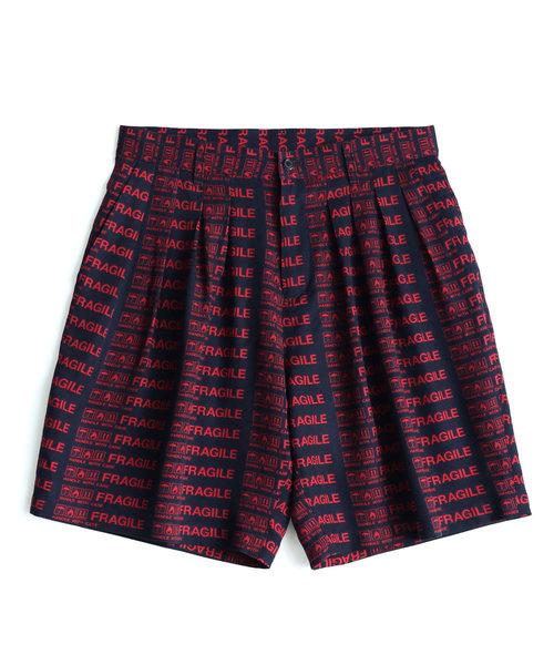 最新デザインの 【セール】FRAGILE ROGO SHORT PANTS(パンツ) SHORT|SHAREEF(シャリーフ)のファッション通販, プラチナSHOP:de2dc905 --- munich-airport-memories.de