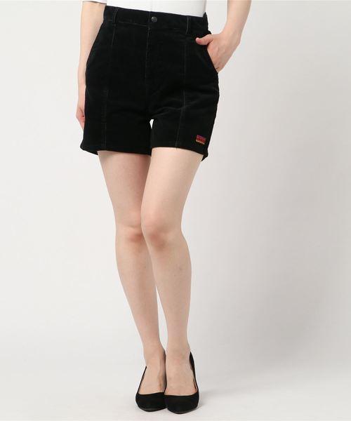 【人気No.1】 RAINBOW刺繍 ショートパンツ(パンツ) HYSTERIC HYSTERIC GLAMOUR(ヒステリックグラマー)のファッション通販, 美山町:34af6db5 --- blog.buypower.ng