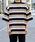SUNNY  SPORTS(サニースポーツ)の「SUNNY SPORTS × BYRD /サニースポーツ×バード BORDER BIG TEE(Tシャツ/カットソー)」 ベージュ