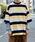SUNNY  SPORTS(サニースポーツ)の「SUNNY SPORTS × BYRD /サニースポーツ×バード BORDER BIG TEE(Tシャツ/カットソー)」 イエロー