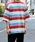 SUNNY  SPORTS(サニースポーツ)の「SUNNY SPORTS × BYRD /サニースポーツ×バード BORDER BIG TEE(Tシャツ/カットソー)」 詳細画像