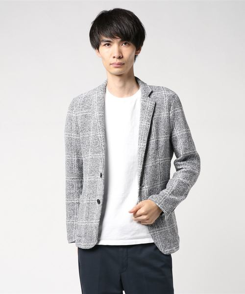 人気アイテム HIGH STREET∴ポンテチェックカットジャケット(Tシャツ/カットソー)|HIGH HIGH STREET(ハイストリート)のファッション通販, Mahoe Anela Shop:9f7714db --- blog.buypower.ng