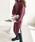 GeeRA(ジーラ)の「【新色追加】裏起毛裾ファスナーパーカーワンピース(ワンピース)」|バイオレット