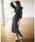 GeeRA(ジーラ)の「【新色追加】裏起毛裾ファスナーパーカーワンピース(ワンピース)」|詳細画像