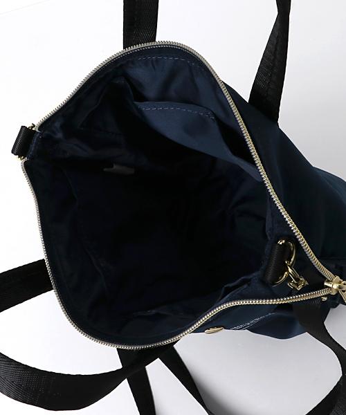 【anello】 ポリエステルツイル 2WAYミニヘルメットバッグ