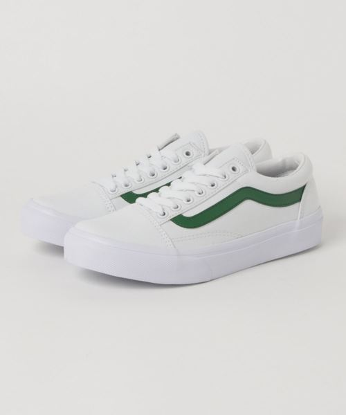 vans white green - 52% OFF - tajpalace.net