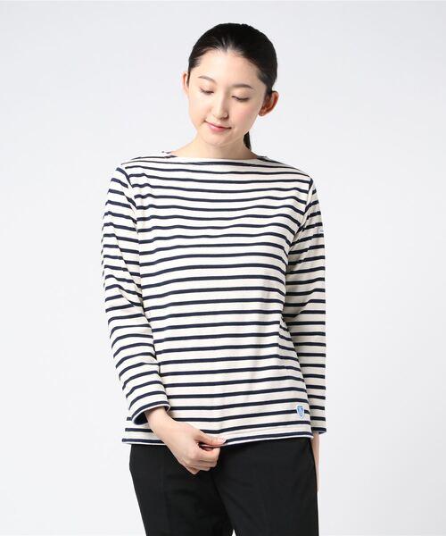 ホットセール ORCIVAL/オーシバル WS  コットンロード フリースライニング カットソー #RC9104(Tシャツ/カットソー)|ORCIVAL(オーシバル)のファッション通販, 清川村:29c6e1be --- ulasuga-guggen.de