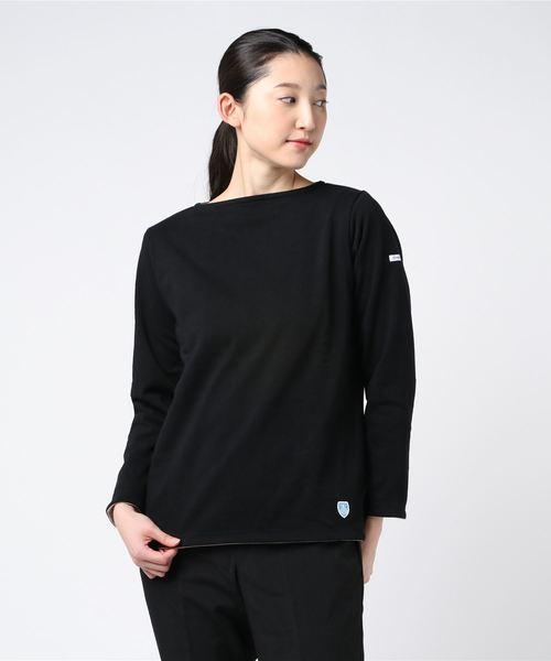 【楽天ランキング1位】 ORCIVAL/オーシバル WS  コットンロード フリースライニング カットソー #RC9104(Tシャツ/カットソー) ORCIVAL(オーシバル)のファッション通販, 網戸サッシ部品窓の専門店:a72d1510 --- ulasuga-guggen.de