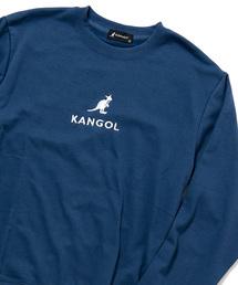 KANGOL(カンゴール)の【KANGOL / カンゴール】ワンポイントロゴ刺繍スウェット(スウェット)