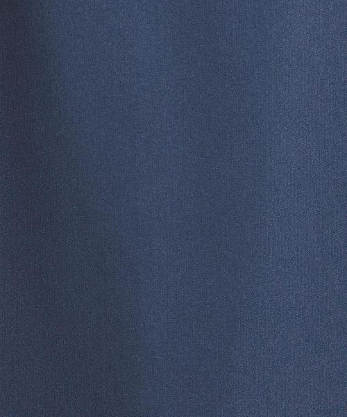 UNITED ARROWS(ユナイテッドアローズ)の「UBCB ドレープカラー ワンピース(ワンピース)」|詳細画像