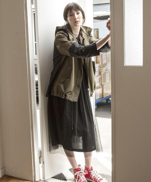 【国内在庫】 ///ライナー付き配色モッズコート(モッズコート) LAGLAIA(ラグライア)のファッション通販, 菊陽町:3e504737 --- tsuburaya.azurewebsites.net