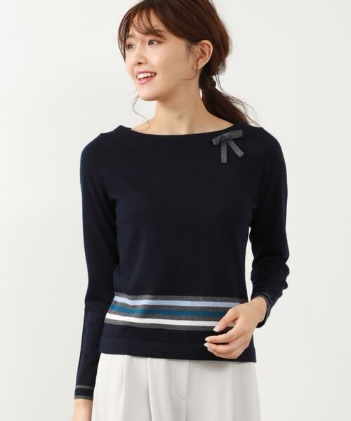 割引購入 【WEB限定】【Tricolore ビー】マルチカラーニット(ニット/セーター) BE TO BE CHIC,トゥー CHIC(トゥー ビー シック)のファッション通販, EYE MAX:ff2cda96 --- pyme.pe