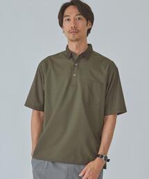 CM T/W トロピカル 半袖 ポロシャツ < 機能性 / ウォッシャブル >