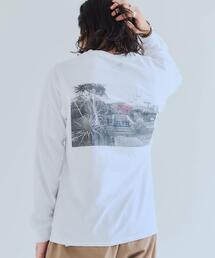 [ ファング ] SC ★ FUNG I LOVE PLANT 長袖 Tシャツ ロンT