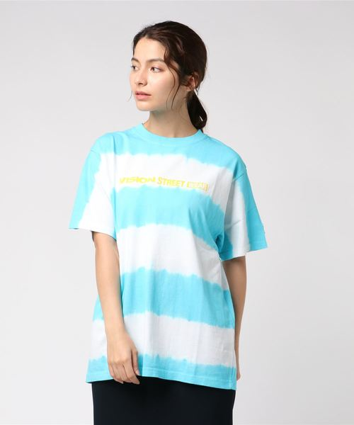 【VISION STREET WEAR】段染め Tシャツ