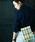 Lilas Campbell(リラキャンベル)の「【SPRiNG 1月号掲載】【andGIRL 1月号掲載】Lilas Campbell/別注サコッシュ(ショルダーバッグ)」|イエロー