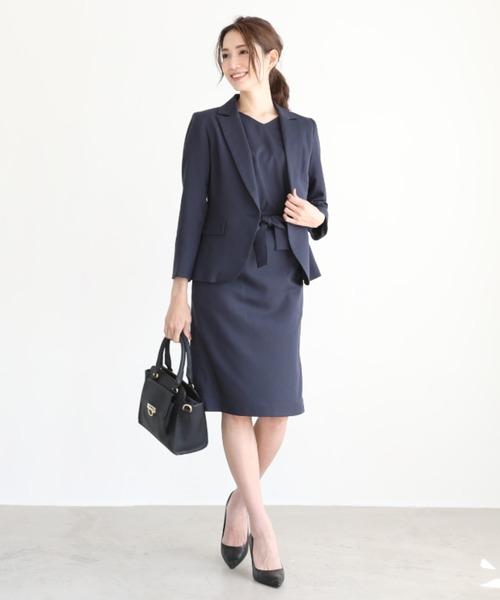 特価 ジャケット 4ピース セットアップ フォーマル セットアップ スカート スーツ ベルト付き【4点セット】結婚式 4ピース スーツ ブラックフォーマル 喪服(セットアップ)|DRESS LAB(ドレスラボ)のファッション通販, ウスキシ:93b93d8f --- blog.buypower.ng
