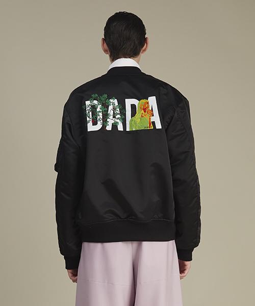 【即納&大特価】 DADA Embroidery Logo CHRISTIAN Embroidery Logo Bomber Jacket(MA-1)|CHRISTIAN DADA(クリスチャンダダ)のファッション通販, ヒメシマムラ:a6e570f7 --- dpu.kalbarprov.go.id