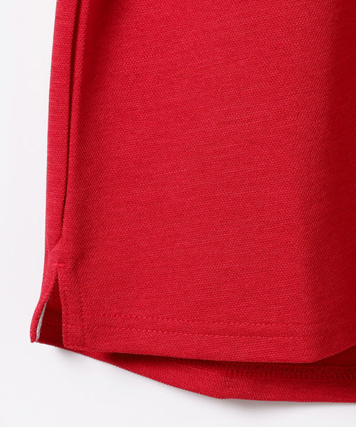 BEAMS GOLF PURPLE LABEL / オフショルダー ポロシャツ