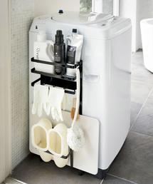 LBC(エルビーシー)の【WEB限定】tower タワー 洗濯機横マグネット収納ラック(バス/トイレグッズ)