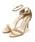 Vivian(ヴィヴィアン)の「アンクルストラップ8センチヒールサンダル(サンダル)」|ベージュ系その他3
