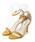 Vivian(ヴィヴィアン)の「アンクルストラップ8センチヒールサンダル(サンダル)」|詳細画像