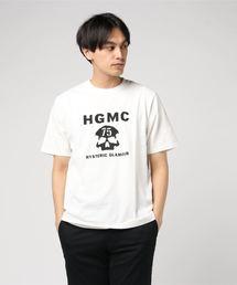 HGMC pt Tシャツホワイト