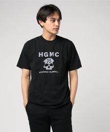 HGMC pt Tシャツブラック