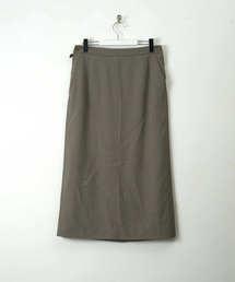 HERMES(マルジェラ期)。 / Wool Cotton Skirt(スカート)