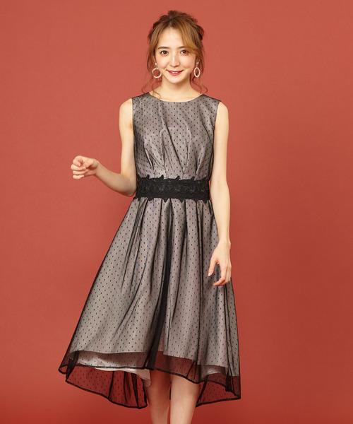 買い誠実 【セール】モチーフレースベルトドットチュールワンピース(ワンピース) MIIA(ミーア)のファッション通販, ウリュウグン:541d3507 --- blog.buypower.ng