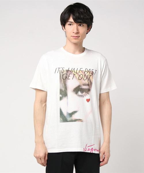 NIAGARA/HALF-PAST GET OUT Tシャツ