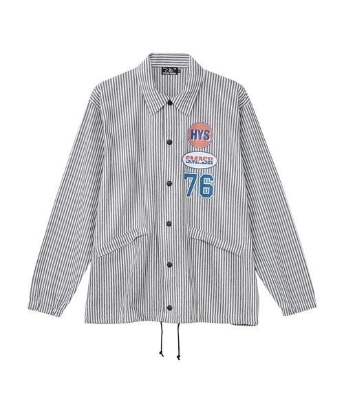 LIVE IN 76 コーチジャケット