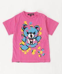 JIGSAW BEAR Tシャツ【XS/S/M】ピンク