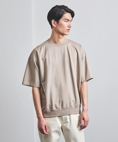 【WEB限定】<AURALEE(オーラリー)> ライト スウェット Tシャツ■■■