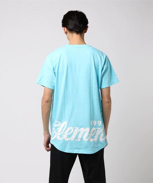 ELEMENT メンズ  1992 ROUND SS Tシャツ
