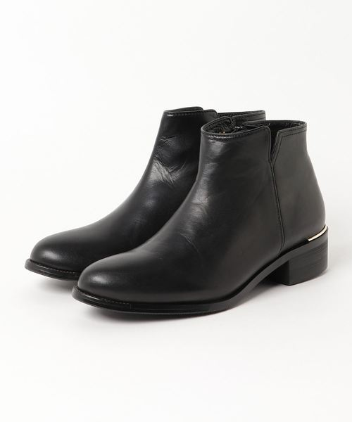 新しいブランド 【セール】MouRINGUe ムラング Shiota スコッチガードサイドスリットショートブーツ(ブーツ)|MouRINGe(ムラング)のファッション通販, HOBBY SHOP ファミコンくん:705b208d --- garage.getarkin.de