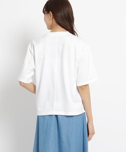 【洗える】吊り天竺Tシャツ
