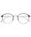LOVE BY e.m. (ラブバイイーエム)の「Zoff×LOVE BY e.m. eyewear collection 「Ball」(メガネ)」|ブラック