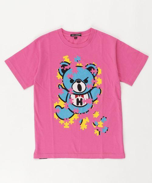 JIGSAW BEAR Tシャツ【L】