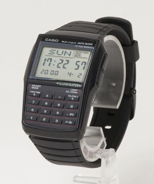 【 CASIO / カシオ 】デジタル時計 DBC321A DKS