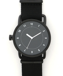 TID Watches  | TID Watches ティッド ウォッチ BLACK/NATO BLACK(腕時計)