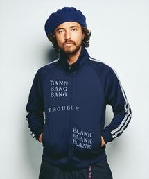 BANGプリントジャケット