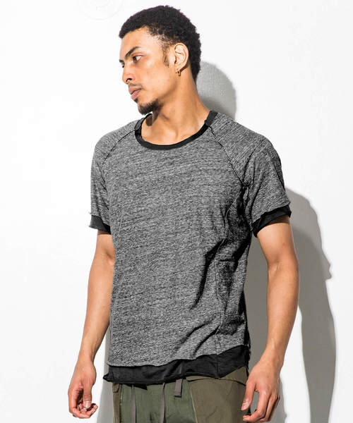 【新品】 【セール】レイヤーガーゼクルーネック 半袖Tシャツ(Tシャツ/カットソー)|C DIEM(カルペディエム)のファッション通販, 真壁町:45c5f229 --- pyme.pe