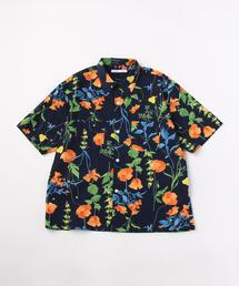 【別注】 <Niche.> FLOWER SHT/シャツ