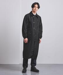 <Barbour(バブアー)> × <Scye(サイ)> for UNITED ARROWS COAT
