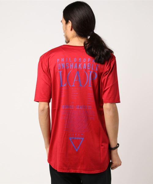 roar/ロアー/RT-23/GIZAバックプリントTシャツ
