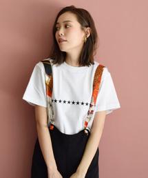 PICCIN(ピッチン)のスタープリントTシャツ(Tシャツ/カットソー)
