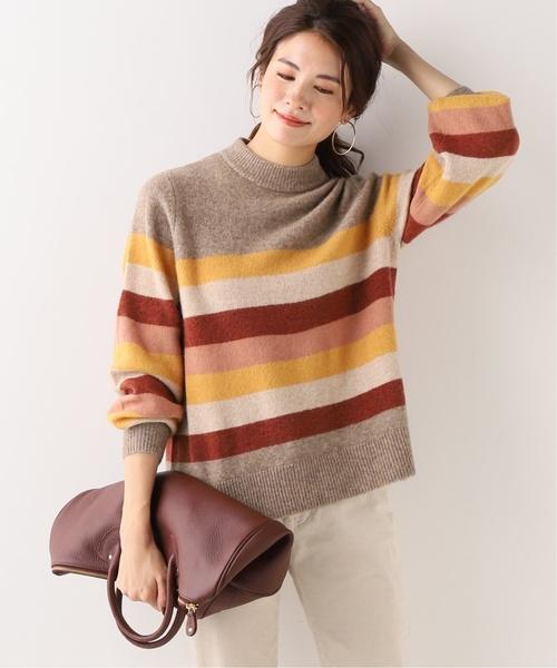 【税込?送料無料】 【INDI &&COLD Spick】Stripe Sweater/ & ストライプセーター◆(ニット/セーター)|Spick & Span(スピックアンドスパン)のファッション通販, ブッシュドプーレ:6f9e9877 --- skoda-tmn.ru