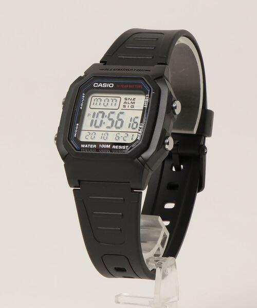 【 CASIO / カシオ 】デジタル時計 W800H1A DKS