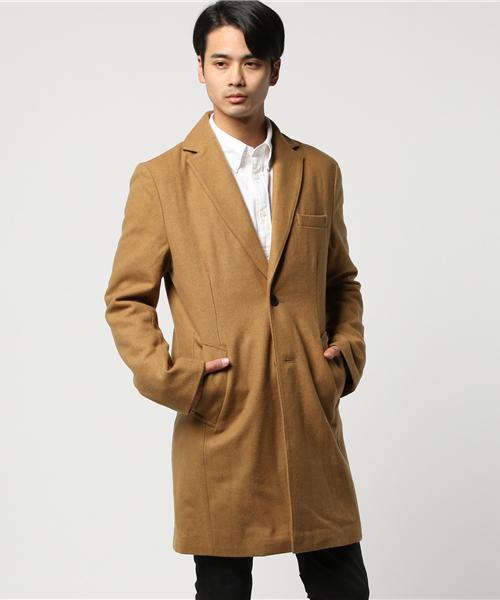 【限定特価】 Chester Coat(チェスターコート) NEIGE|OF THE THE OF NEIGE STYLE(オブザネージュスタイル)のファッション通販, アイナンチョウ:f367311e --- rise-of-the-knights.de